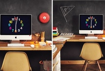 Our Dream Workspace / We love Apple, we love design and most of all we love nicely designed workspaces.  / by MacStickrs