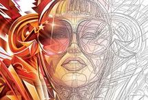 CG and Digital Artwork / by Gabrielle Cosco
