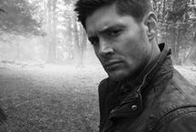 Supernatural / Okay, I might be slightly obsessed.  Don't judge me, you...judgey-judgerton!