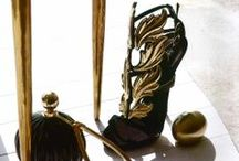 A Touch of Gold / by Giuseppe Zanotti Design