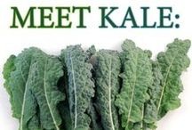 10 Ways to Prepare Kale! / by JoyJoy