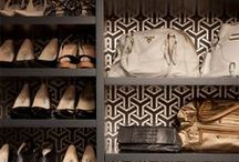 Closets~ / Now that I have all these wonderful ideas how to design it, I need to find a walk-in closet for myself~ / by Meelika