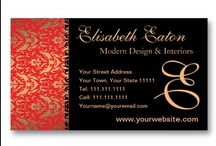 Our Most Popular Business Cards / These are the Top Selling Business Cards from our Shops on Zazzle.