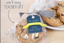 Teachers Gifts / DIY Teacher Gift Ideas
