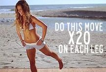 Fitness & Health / Inspiration, exercises and ideas to work towards a healthy, happy life.