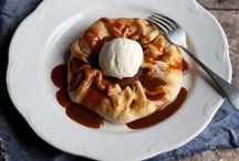 Puddings & Pies / Perfect puddings and pies. Mmmmmm...