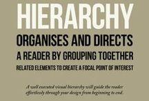 Hierarchy / Project 2  / Computer Design I / by Meelika