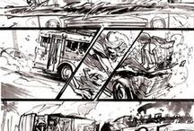 Sequential Art Inspiration / by Gabrielle Cosco