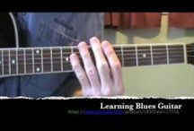 Learning Blues Guitar Videos / by Don't Fret Guitar Instruction