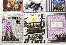 POCKET LETTER PALS /  A few samples for the  Pocket Letter Pals (PPL)....Just started trading/making but they are so fun!!! / by Jjean Brisc