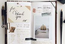 Art Journal + Writing