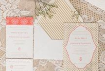 Our Stationery / by Paper Moss