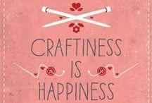 Craftiness / by Carolyn Pivarnik
