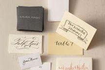 Handwritten / by Paper Moss