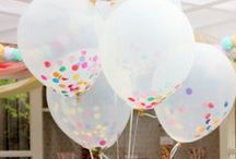 Party Planning / Party Planning, Design