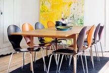 Dining Rooms / Dining Rooms, Dining Room Design, Interior Design, Dining Inspiration
