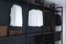 Closets / Interior Design, Closet Design, Walk in Closet, Closets