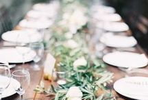 Table Settings & Centerpieces  / by Paper Moss