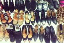 Shoes / by Sara Pruett
