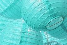 I ♥ Turquoise, Teal & Aqua