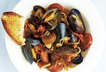 Seafood & Fish Recipes