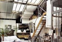 Lofts / Loft Design, Interior Design