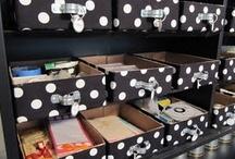 Organize, Organize, Organize!!!!