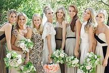 WEDDING {Bridal Party} / by Paper Moss