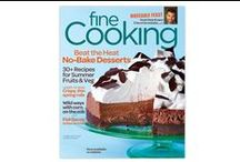 Aug / Sept Issue #130 / Now on Newsstands! / by Fine Cooking