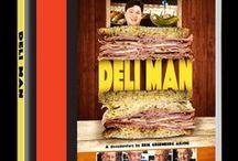 Deli Man / Delicious deli food to get you ready for DELI MAN the movie! http://cohenmedia.net/films/deli-man