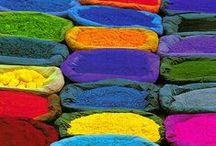 Colorful / colores. / by Tati Regis