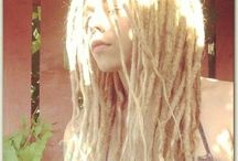Stop! It's dread time ✌️ / This onetime I got dreads! ❤️ / by Lisa Rain Wickham