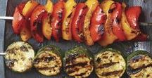 Grilling Season / Fire up the grill and enjoy these delicious dishes this Father's Day!