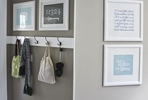Home Decoration & Renovation / Things I would love to have in my home. / by Aimee Tyrrell