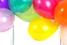 Birthday Party Ideas / Fun ideas for birthday parties / by Aimee Tyrrell