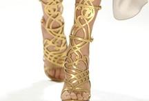 Footwear / My kinda footwear....