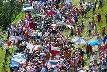 Tour de France Peyragudes 18-19th July 2012