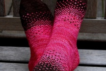 Knit to my feet