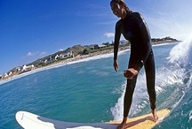 Surfing - Cape Peninsula / There are a number of Cape Point surfing locations, so hire a surfboard and a wet suit and go surfing! Take the plunge from Muizenberg Beach known for its gentle sloping white beach and consistent waves, making it conducive to surfing, kite-surfing and land-sailing.   Muizenberg is the perfect beach for surf lessons but top surfing spots can be found in Hout Bay, Kommetjie, Scarborough, Glencairn and Kalk Bay with some great point breaks, reef breaks, a few barrels and a good wave.