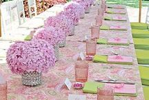 Tablescapes / Tablescapes, table setting, entertaining.  / by Suzanne Gordon
