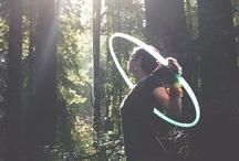O / hooping & flow arts / by Blake Stewart