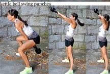 Health/Fitness!!:) / by Shyra Howard