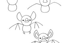 Kindergarten - Bats / Bats for kindergarten
