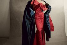 Belle Of The Ball / Yes, I would wear evening gowns every single evening! / by Suzanne Gordon