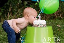 Birthday: First Birthday Ideas / First birthday ideas