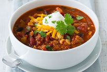 Food: Soups and Chilli / Soups and Chilli