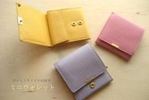 Wallet Coin purse 財布