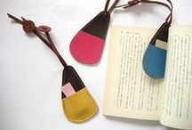 Bookmarker & cover