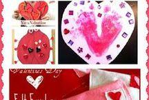 Valentines Day Activities For Kids / #activities for kids on #Valentines day
