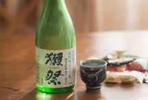 Drink Premium Sake